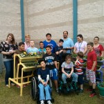 Bagdad Spring 2013 ICAP Class with helpers